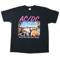 AC/DC Dirty Deeds Vintage TShirt by BurgerAndFriends on Etsy