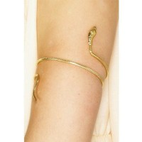 Smiffy&#x27;S Bracelet Egyptian Snake