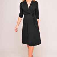 Olian Lucy Dress - Black