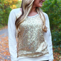 Golden Harvest Sweater
