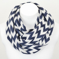 Little Zag Infinity Scarf