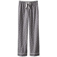 Gilligan & O'Malley® Women's Flannel Plaid Sleep Pant - Assorted Colors