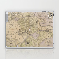 Rough Terrain Laptop & iPad Skin by Ben Geiger