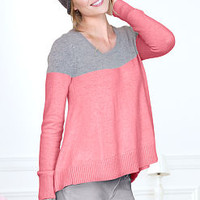 High-low Swing Sweater - Victoria's Secret