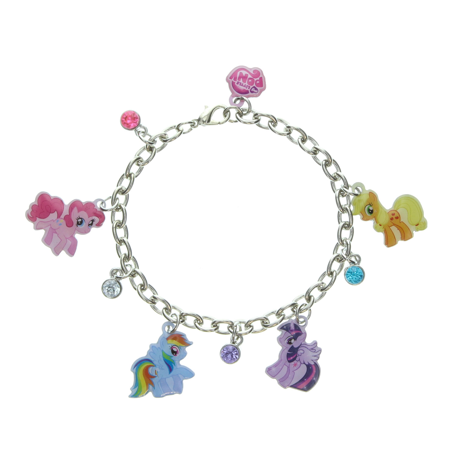 my pony charm bracelet from claires co uk