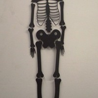 Skeleton Windchime Halloween Decor - Free USA Shipping