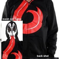 KISS Hoodie - Demon Tongue