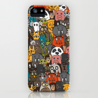 plushies iPhone & iPod Case by Sharon Turner