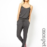 ASOS PETITE Exclusive Cami Jumpsuit In Jersey