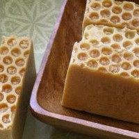 Honey Soap by bathhouse on Etsy