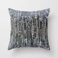 :: Shades of Gray :: Throw Pillow by GaleStorm Artworks