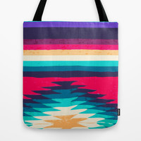 SURF GIRL Tote Bag by Nika