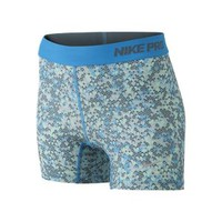 Nike Store. Nike Pro Core Compression GFX Girls' Boyshorts