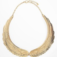 Metal Haven by Kendall & Kylie Wing Necklace (Juniors) (Nordstrom Exclusive) | Nordstrom