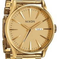 Nixon 'Sentry' Bracelet Watch, 42mm | Nordstrom