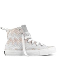 Converse X Missoni All Star Chuck Taylor