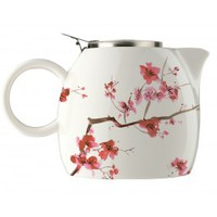 Cherry Blossoms Teapot