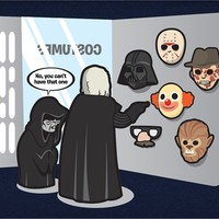 I Find Your Lack of Mask Disturbing