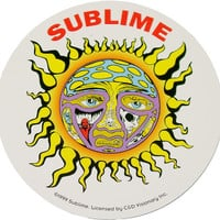 Sublime - 40 oz To Freedom - Sticker