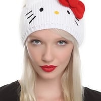 Hello Kitty Knit Headband | Hot Topic
