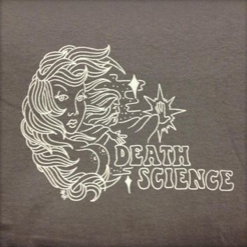 Death Science Death Science Wizard Tits T-Shirt Dudes T-shirts at Broken Cherry