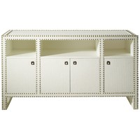 Marco Large Cabinet in Black or White