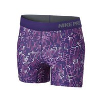 Nike Store. Nike Pro Graphics Girls' Boyshorts