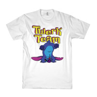 STITCH TWERK TEAM TEE*