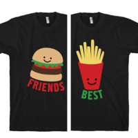 BEST FRIENDS FOOD TEES*
