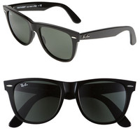 Ray-Ban 'Classic Wayfarer XL' 54mm Sunglasses | Nordstrom