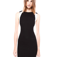 DRESS WITH SIDE PANEL - DRESSES - WOMAN -  PULL&BEAR United Kingdom