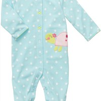 Carter's Baby Girl's Sleep N Play - Monkey-3 Months