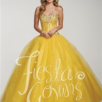 Fiesta Gowns 56242 | House of Wu | Quinceanera Dresses | Quince Dresses | Dama Dresses | GownGarden.com