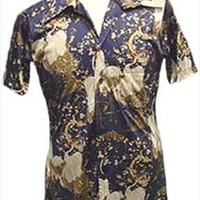 Oleg Cassini Designer Nylon Shirt