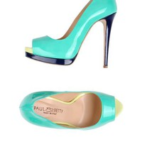 Paul & betty Women - Footwear - Pump Paul & betty on YOOX