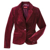 Merona® Women's Velvet Blazer - Assorted Colors