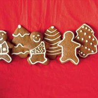 Vegan Gingerbread Cookies by ShortandSweets on Etsy