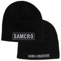 Sons Of Anarchy Beanie - SAMCRO