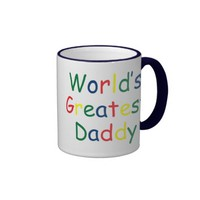 Worlds Greatest Dad Coffee Mugs