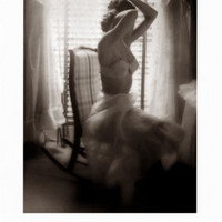 Untitled, c.1950's Print by Lillian Bassman at Art.com