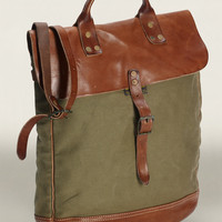 Coalmont Canvas Satchel