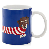 A Doggone Good Morning Mug | Mod Retro Vintage Kitchen | ModCloth.com