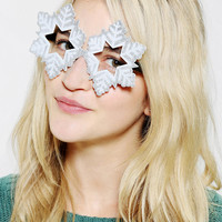 Snowflake Glasses - Urban Outfitters