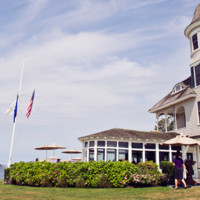 Gallery | History of the Mansion and Lighthouse at Castle Hill Inn | Newport, Rhode Island
