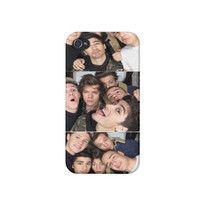 one direction photo booth iPhone 4/4s/5 & iPod 4/5 Case