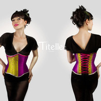 NEW COLLECTION 2013 TITELLE corset underbust  by TitelleCouture