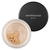Sephora: bareMinerals : bareMinerals Matte Foundation Broad Spectrum SPF 15 : foundation-makeup