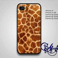 giraffe spot-samsung galaxy s3,samsung galaxy s4,iphone 4/4s,iphone 5/5s,case,phone,persolalized iphone,cellphone-1110-11A