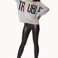 Trouble Sweater