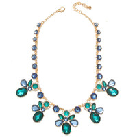Marquise Gems Necklace